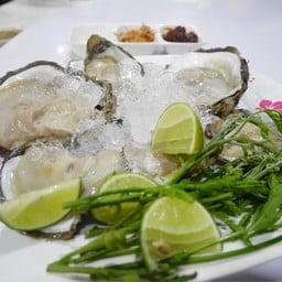 หอยนางรมสดสุราษ