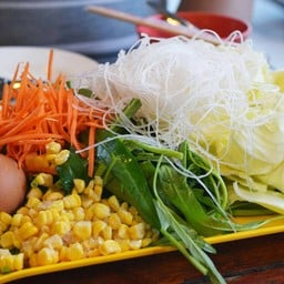 ระชาแจ่วฮ้อน เนื้อย่างเกาหลี