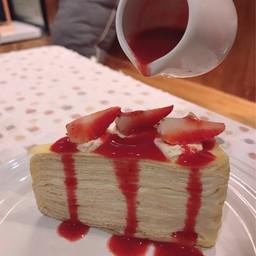 เครปเค้กสูตรไม่อ้วน