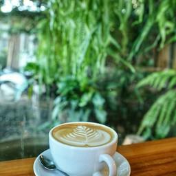 กาแฟต้นก้ามปู by @ Coffee