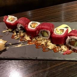 Maguro Crunchy Roll
