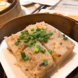 ขนมผักกาดนึ่งหน้าหอยเชลล์##1