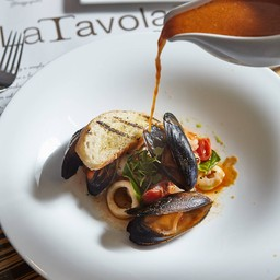 """Seafood Soup By Chef Salvatore""##1"
