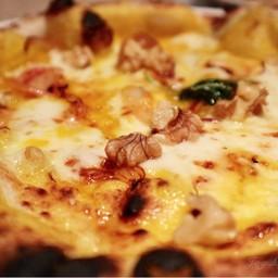 Zucca Pizza