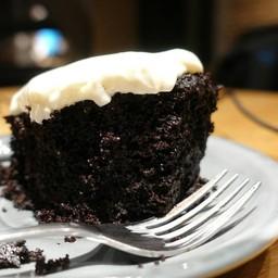 Black Beer Cake