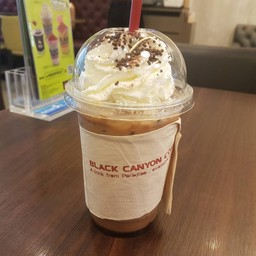 ☆☆☆69.-หวานน้อยก็ยังหวาน รสครีมๆข้นๆ กาแฟพอใช้ได้
