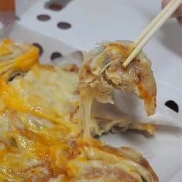เกี๊ยวซ่าหมู Double Cheese
