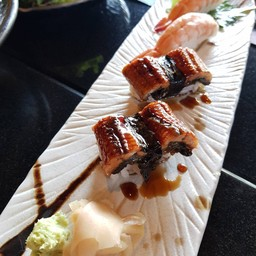 Unagi Sushi (80฿++)