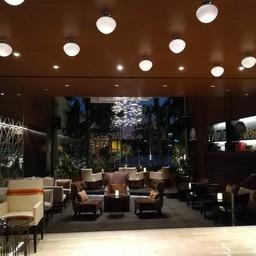 บรรยากาศ Volti Restaurant And Bar โรงแรมแชงกรีลา