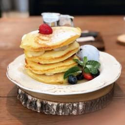 Fluffy Pancake Fruity