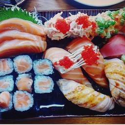 Salmon Mix Mix