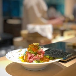 Omakase course
