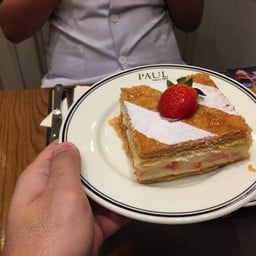 Millefeuille Strawberry