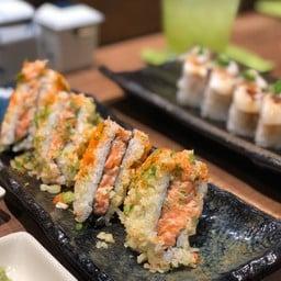 ลด 5% Sushi sandwich