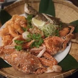 เมนูของร้าน Fish Bar @ Rayong Marriott Resort & Spa