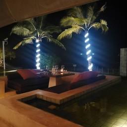 บรรยากาศ Fish Bar @ Rayong Marriott Resort & Spa