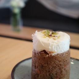 Carrot Cake (125฿)