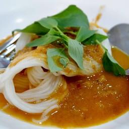 ขนมจีนน้ำยาปลากะทิ##1