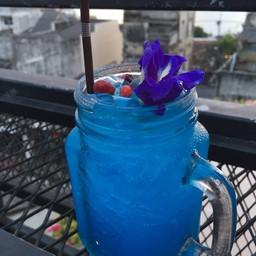 เมนูของร้าน Blue Smile Cafe