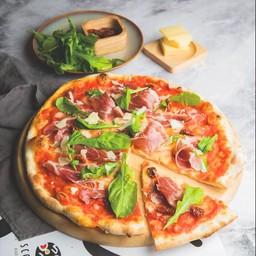 Scoozi Pizza เดอะไบรท์