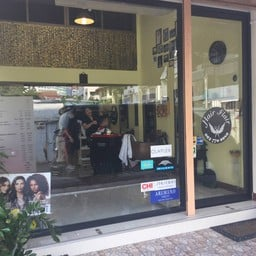 หน้าร้าน Hair Flair พระโขนง
