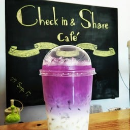 Check In & Share Cafe'