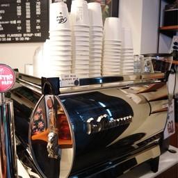 บรรยากาศ Coffee No.9 สาขา 1