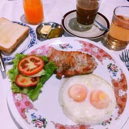 เซ็ตอาหารเช้า
