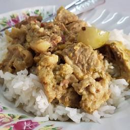 ข้าวแกง อิสลาม จันทน์51 แยก1