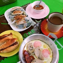 ชุดอาหารเช้า +ปากหม้อญวน