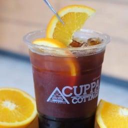 Cuppa Cottage Cafe & Bistro  สาขา 3 ปั้ม Shell ถนนเซาท์เทิร์นซีบอร์ด