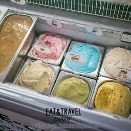 บรรยากาศ Bello Dolce, Italian Icecream พูนสุข