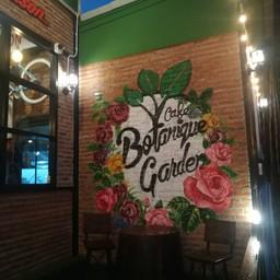 หน้าร้าน Cafe Botanique Garden