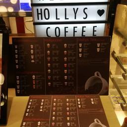Hollys Coffee อาคารสยามกิตติ์