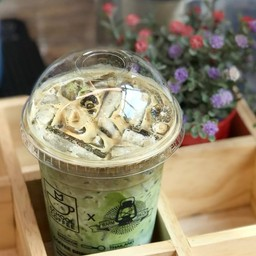Tokyo Matcha + 1 Coffee Shot 85฿
