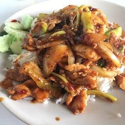 ผัดไทย-อาหารตามสั่ง