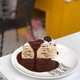 เครปเค้กโอริโอ้