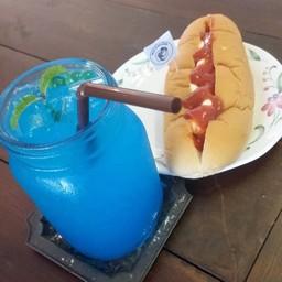 Blue Smile Cafe