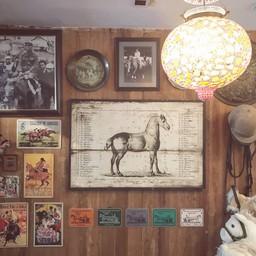 บรรยากาศ Pony Cafe'