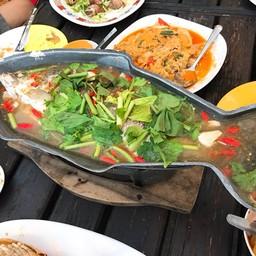 กินลม ชมปลา แม่น้ำบางปะกง 8 ริ้ว