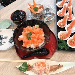 เมนูของร้าน Sushi KIN KIN นวมินทร์ 74