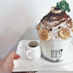 Chalatte Cafe อ่างแก้ว