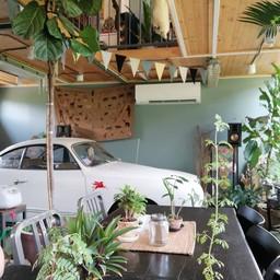 The Attic Diary Cafe