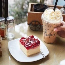 Café Kantary บางแสน