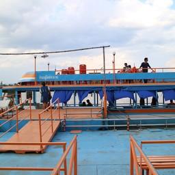 ท่าเรือชมแม่น้ำโขง เทศบาลนครพนม