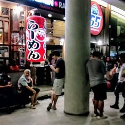 หน้าร้าน Tsukemen 55 Promenada