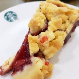 Mixed Berry Rhubarb Crumble Pie##1