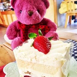 Japanese Strawberry Cake##1