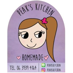 Peak's kitchen