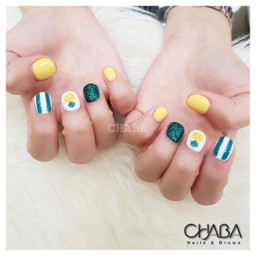 Chaba Nails & Eyelashes Pro สยามสแควร์ วัน